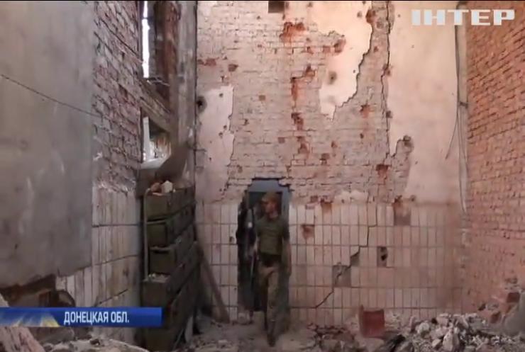 Боевики использовали на Донбассе запрещенное оружие