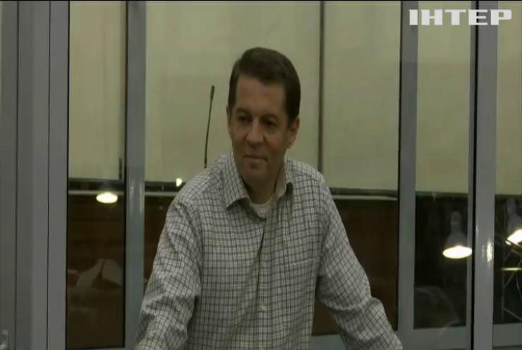 Дело Сущенко: Украина продолжит бороться за освобождение всех политзаключенных - Порошенко