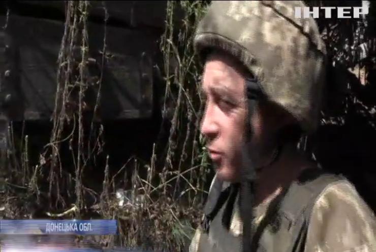 На Донбасі бойовики порушили режим тиші 14 разів