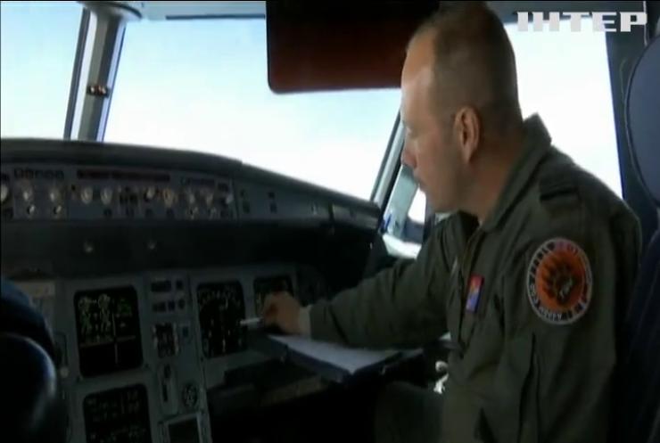 Винищувачі НАТО проводять навчання для перехоплення російських літаків