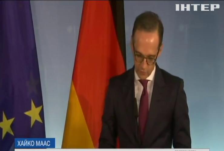 Восточная Украина нуждается в долгосрочном перемирии - МИД Германии