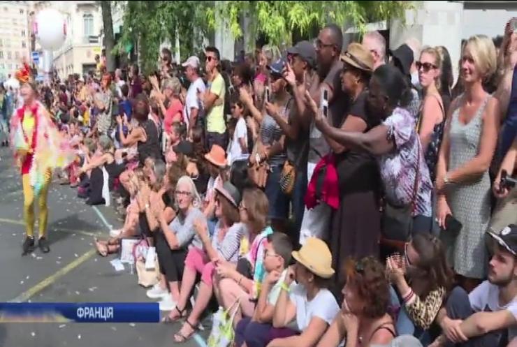 У Ліоні стартував танцювальний фестиваль
