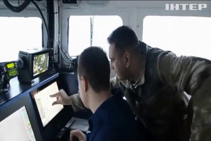 На Азові створять корабельно-катерне угруповання ВМС