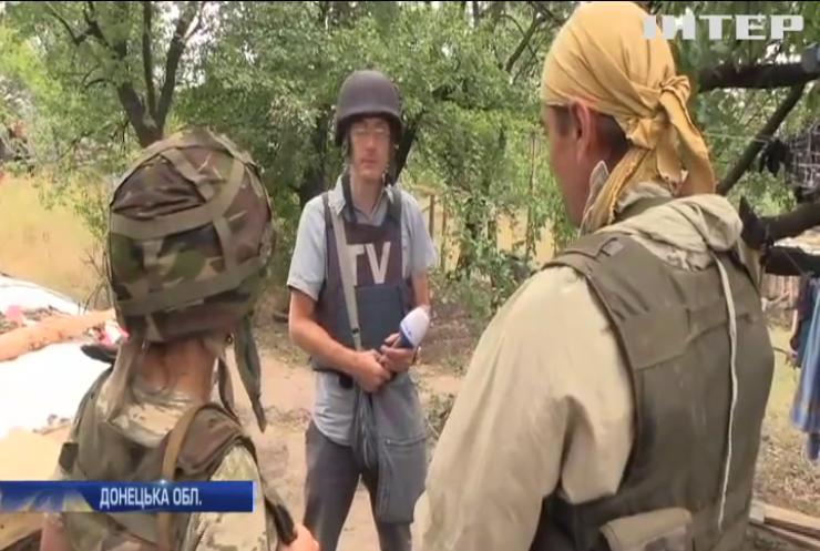 Війна на Донбасі: жінки боронять мир разом з чоловіками