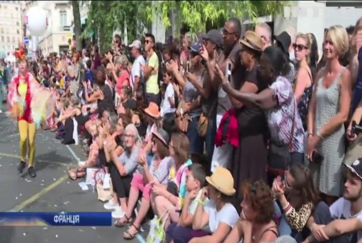 У Франції стартував традиційний танцювальний фестиваль