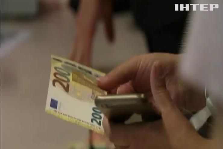 Новые евро получат дополнительный уровень защиты от подделок