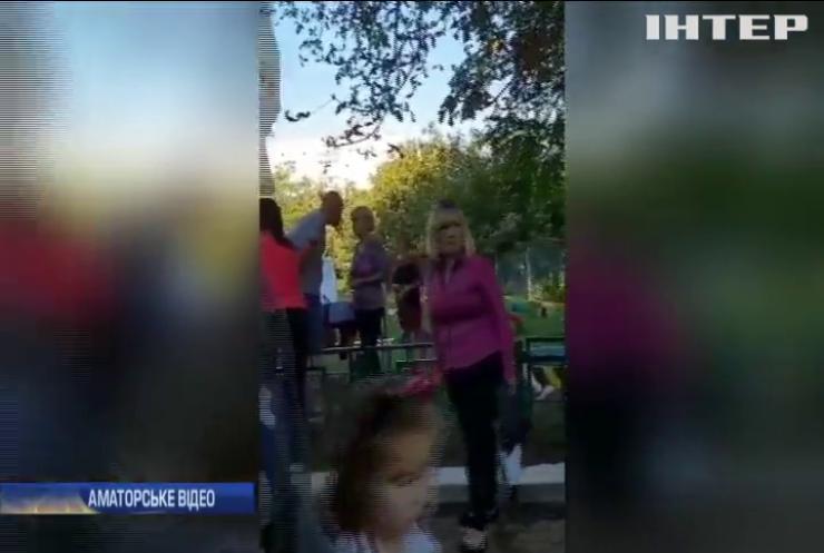 У Черкаській області чоловік побив виховательку дитсадка