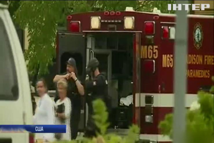 Стрілянина у Вісконсині: поранено четверо людей