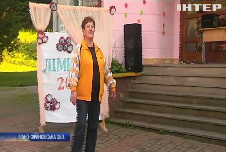 В Івано-Франківську організували табір для літніх людей