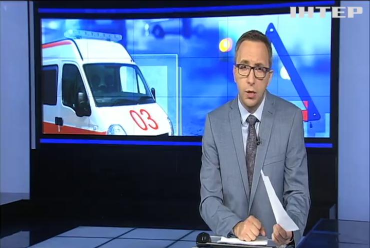У Росії внаслідок ДТП постраждали 6 українців
