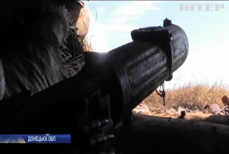 Війна на Донбасі: поранили українського військового