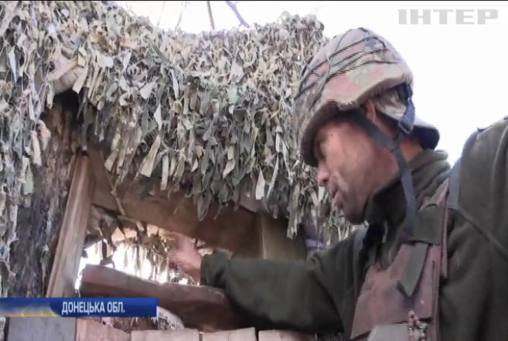 На Донбасі поранили п'ятеро українських військових