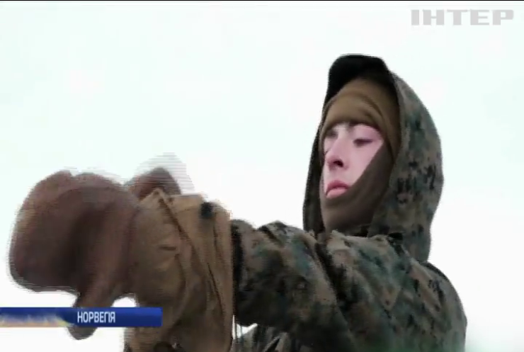 Випробування холодом: для солдатів Нідерландів забули закупити зимову форму