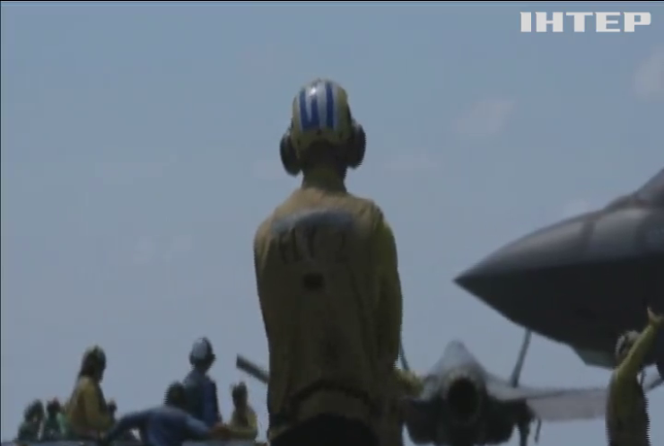 США уперше застосували новітній винищувач F-35