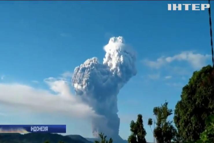 """Землетрус у Індонезії """"запустив"""" виверження вулкану"""