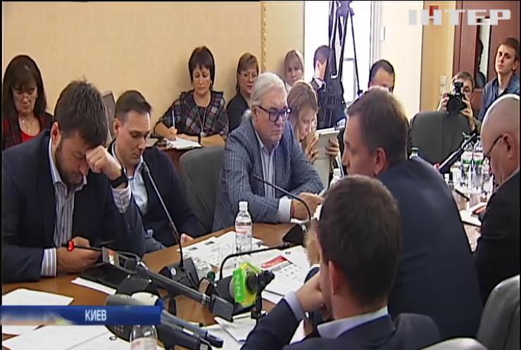 """Депутаты требуют расследовать нападения на журналистов организации """"Стоп коррупции"""""""