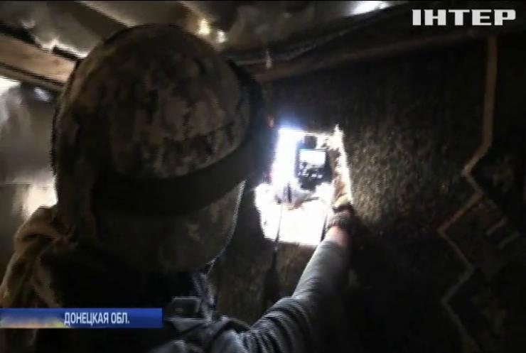 На Донбассе активизировались снайперы боевиков