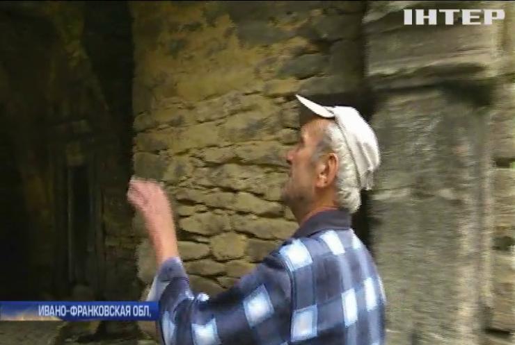 В Ивано-Франковской области разрушаются уникальные исторические объекты