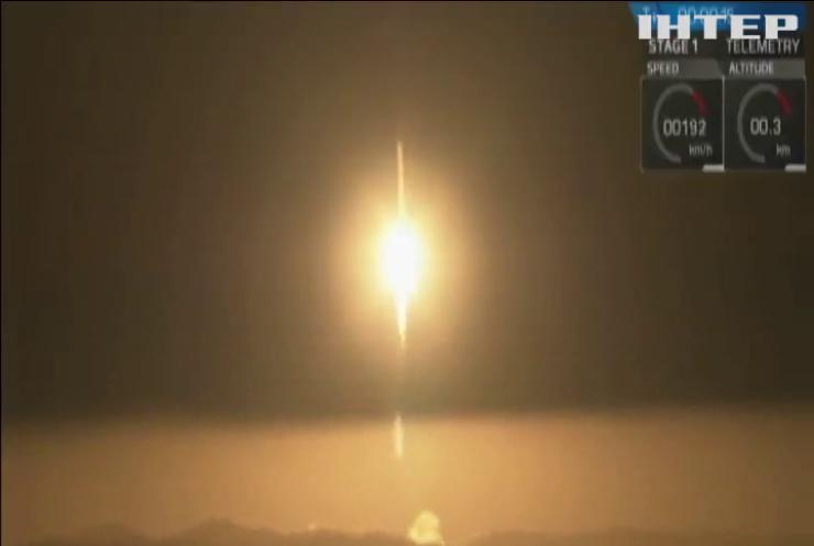 SpaceX успішно приземлила ракету Falcon-9