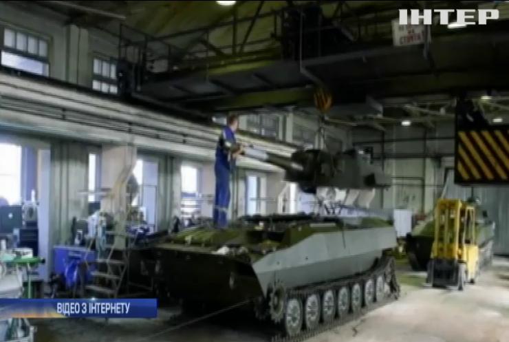 Армія отримала 3,5 тисячі одиниць озброєння та військової техніки за рік - Порошенко