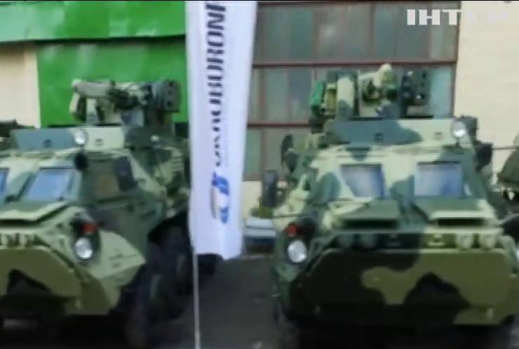 """""""Укроборонпром"""" передал армии 3,5 тыс. единиц военной техники - Порошенко"""