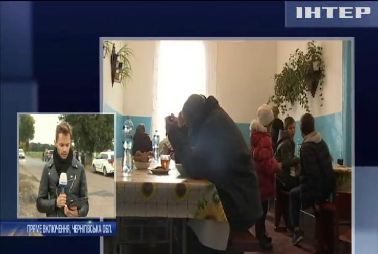 Вибухи на Чернігівщині: Гройсман зустрівся з власниками постраждалих будинків