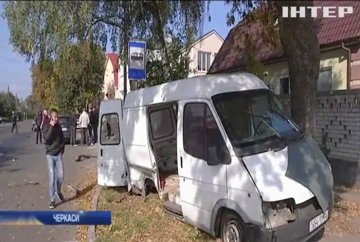 Аварія з копами у Черкасах: поліція обіцяє провести службову перевірку