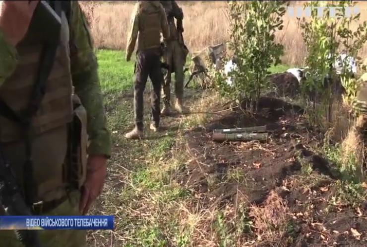 Українські військові звільнили село у Волновахському районі
