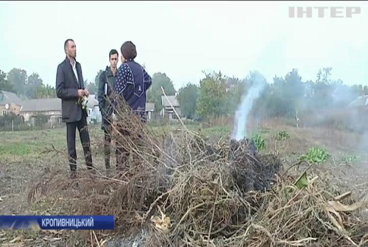 У Кропивницькому дрони шукають забруднювачів повітря