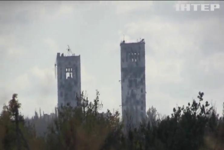 Новотошківське та Новолуганське потрапили під вогонь мінометів