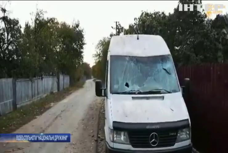 Вибухи під Ічнею: на вулицях лежать нерозірвані снаряди