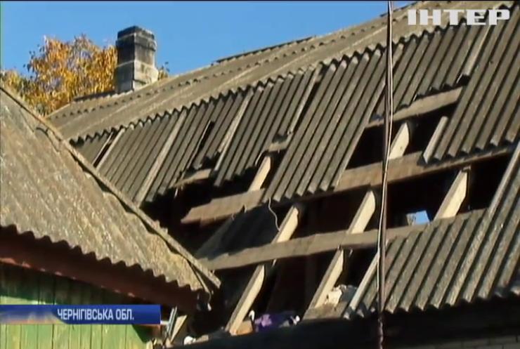 Вибухи на Чернігівщині: чиновники почали інспекцію пошкоджених будинків