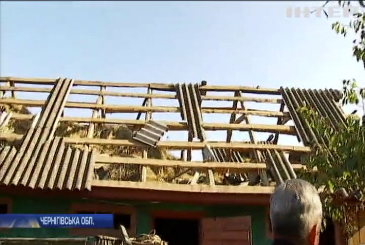 Вибухи під Ічнею: місцеві мешканці залишаються без гуманітарної допомоги