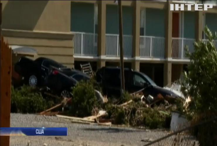 """Ураган """"Майкл"""" забрав життя шести людей у Флориді"""