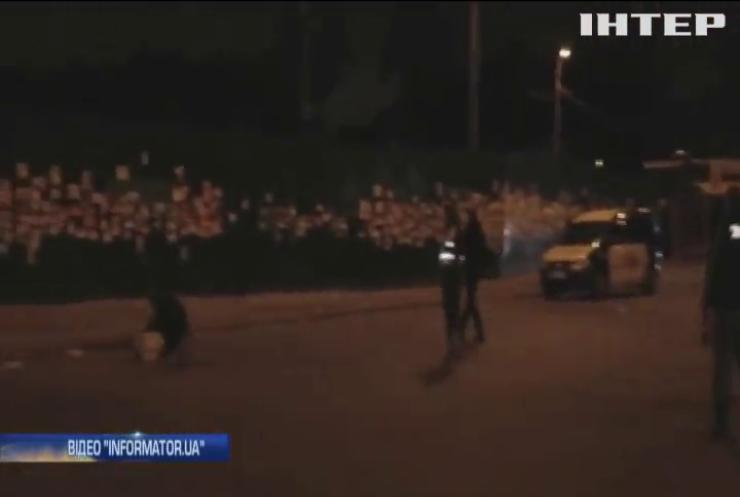 Бійка у Києві завершилася пострілом у голову