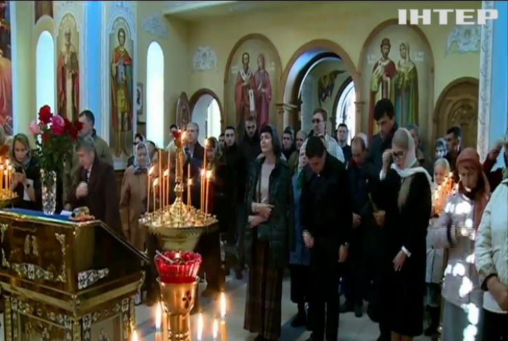 Юлія Тимошенко закликала молитися за українських захисників на Донбасі