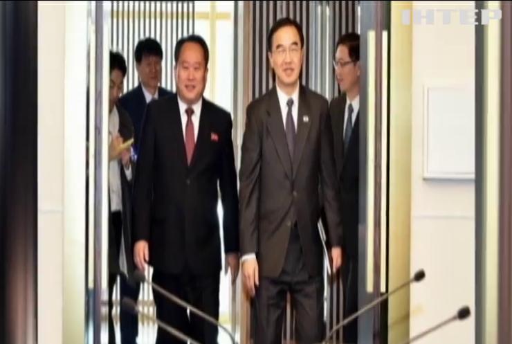 Південну Корею і КНДР об'єднають залізницею