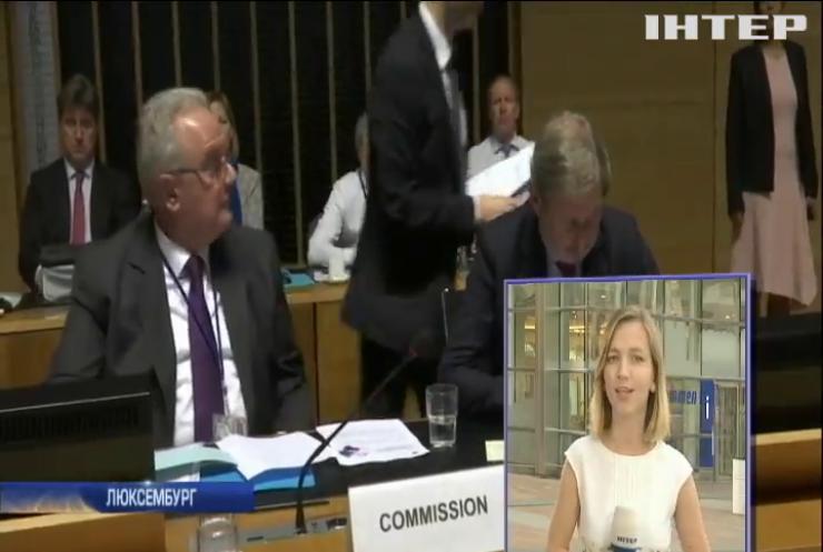 Рада ЄС затвердила новий режим санкцій щодо використання хімічної зброї