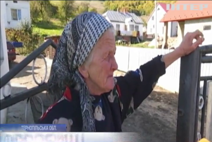 На Тернопільщині хижаки атакують села