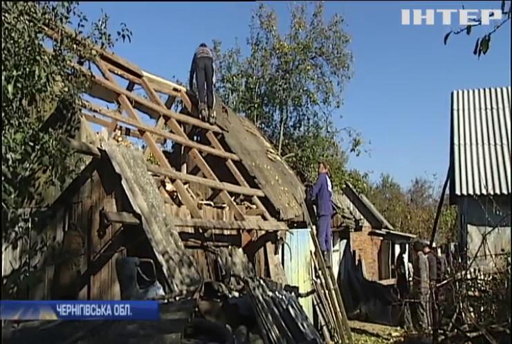 Вибухи в Ічні: до селищ підвозять будівельні матеріали