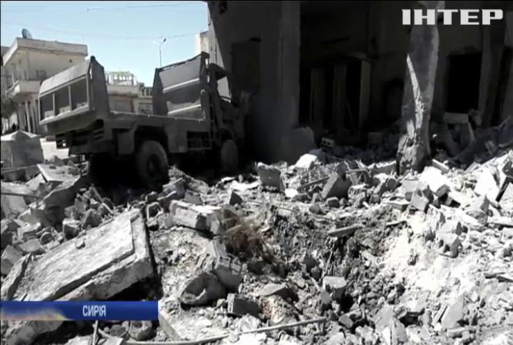 Сирійські війська здійснили 106 хімічних атак - ЗМІ