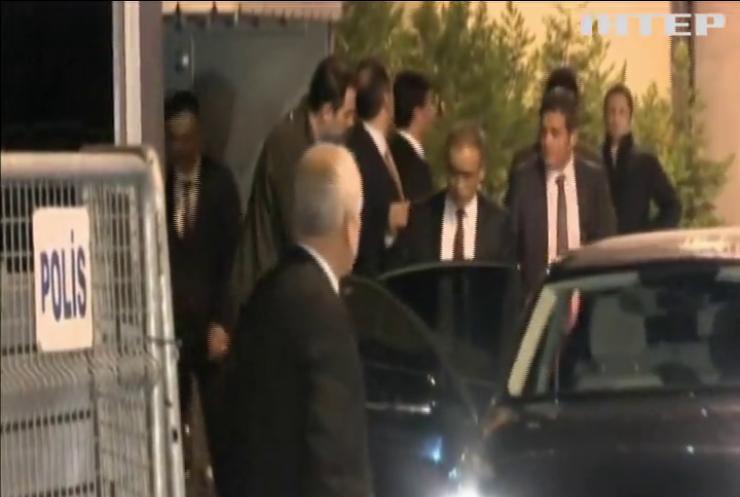 Турецька поліція обшукала консульство Саудівської Аравії у Стамбулі