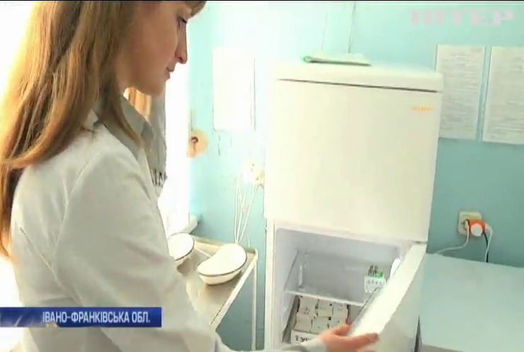 На Прикарпатті закінчилися вакцини АКДП