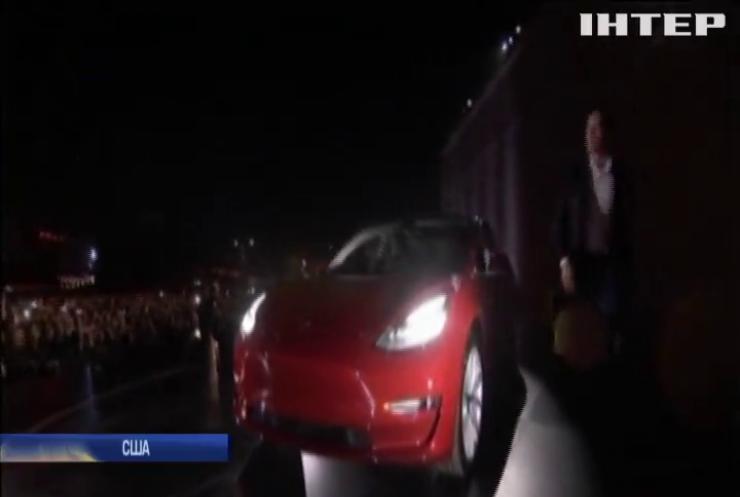 У Ілона Маска відібрали Tesla