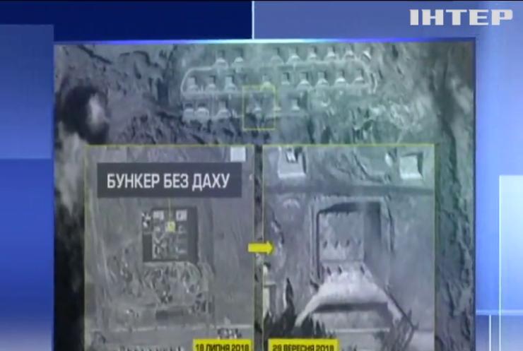 Росія модернізувала військові бункери для зберігання ядерної зброї