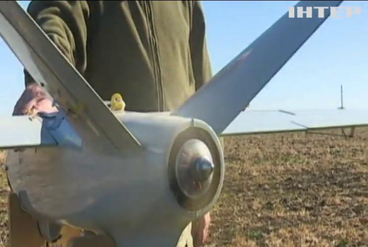 Безпілотники СБУ агітують бойовиків здаватися (відео)