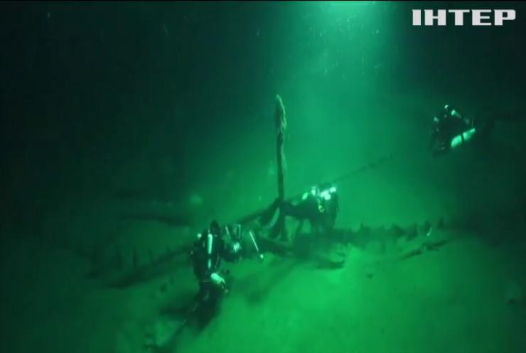 У Чорному морі виявили давньогрецьке торгове судно