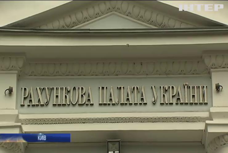 Рахункова палата України за даними проведеного аудиту виявила факти неефективного фінансування реформи у системі держуправління