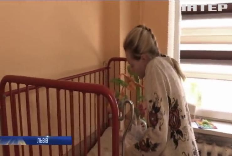Маленька Мілана зі Львова потребує термінової операції