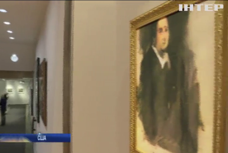 На аукціоні Christie's продають картину створену комп'ютером